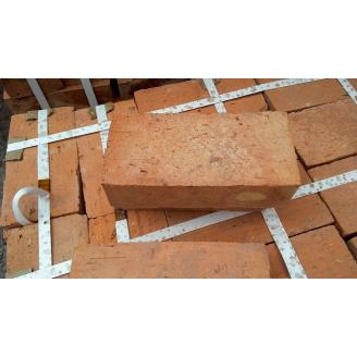 Цегла керамічна пічна М200 F25 250х120х65 мм червоний (Могильов)