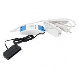 Блок живлення до підсвічування LED GIFF SPS-1 8W блок живлення вихід на 6 світильників