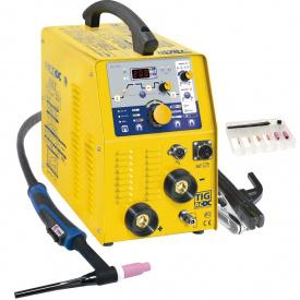 Аргонодуговая сварка GYS TIG 207 AC/DC HF FV - ACC. SR26DB-4M