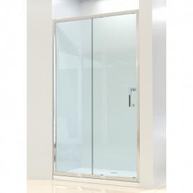 Душевая дверь Dusel FA512 1200х1900 стекло прозрачное