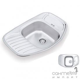 Кухонна мийка Ukinoх Comfort 776.507 GW 8K P полірування