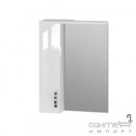 Зеркальный шкаф Ювента Trento TrnMC-60 левый белый
