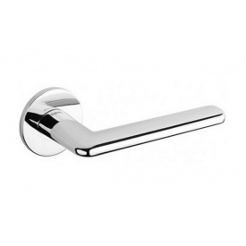 Дверна ручка TUPAI ELIPTICA 3098-5S Полірований хром