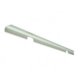 Стиковка стільниці кутова L-закруглена GIFF 28х600 алюміній