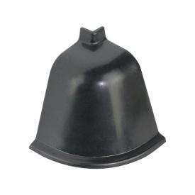Угол к плинтусу Rehau 118 90* 98104 Черный-внешний