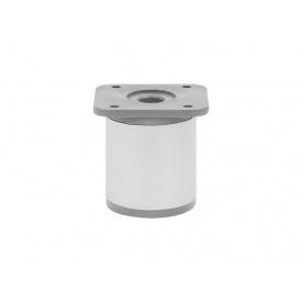 Опора регулируемая цилиндрическая GIFF NA03 мм 50 алюминий