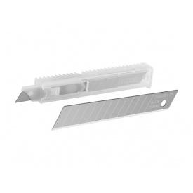 Лезвие STANLEY 9 мм с отламывающимися сегментами 10 ед. 0-11-300