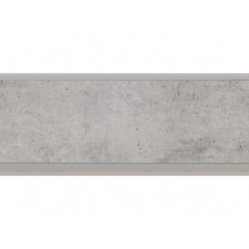 Плинтус Egger F186 Бетон Чикаго светло-серый L4100
