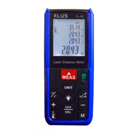 Дальномер лазерный FLUS FL-80