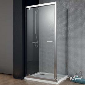 Бокова стінка для душової двері Radaway Twist S 80 382011-08 коричневе