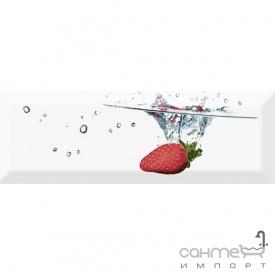 Плитка керамическая декор ABSOLUT KERAMIKA Fresh Strawberry