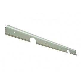 Стиковка стільниці кутова U-закруглена GIFF 38х600 алюміній