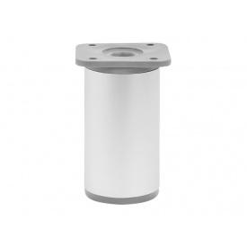 Опора регулируемая цилиндрическая GIFF NA03 мм 80 алюминий