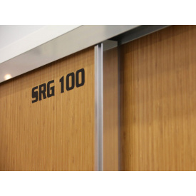 Albatur M03 SRG 100 комплект механизмов для 2 дверей до 60 кг толщина 18-22 мм