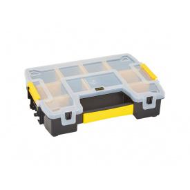 Ящик-кассетница для инструментов STANLEY Sort Master Light 295x65x215 см с боковыми замками STST1-70720