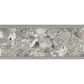 Плинтус Egger F021 Терраццо Триест серый L4100