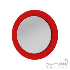 Зеркало с подсветкой Botticelli Vanessa VnM красное