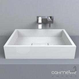 Раковина мебельная Фортуна Капри 500x400 белая