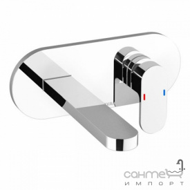 Смеситель для раковины настенный скрытого монтажа Ravak Chrome CR 019.00 X070093 хром