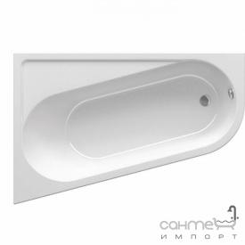 Акриловая ванна Ravak Chrome 160х105 левосторонняя CA51000000