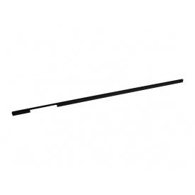 Ручка профільна Virno Lines 406/1024 чорний матовий