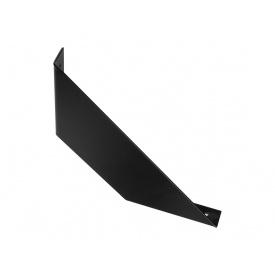 Консоль декоративная Loft GIFF ARK мм 200х200 черный