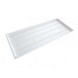 Поддон к посудосушителю GIFF L=900 белый