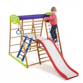 Детский спортивный комплекс Карамелька Plus 2