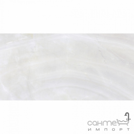 Плитка 59х119 Colorker Heritage White Pul белая под мрамор