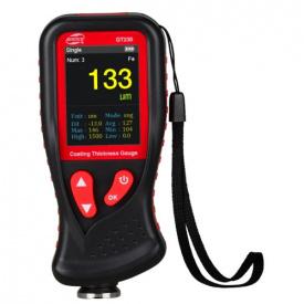 Толщиномер ЛКП HD-дисплей Fe/nFe 0-1300мкм BENETECH GT230