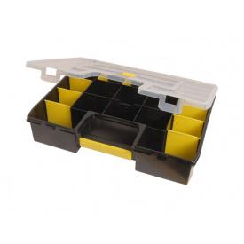 Ящик-кассетница для инструментов STANLEY Sort Master Organizer 43x9x33 см с переставными перегородками 1-94-745