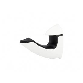 Кріплення для скляній полиці GIFF Piko білий
