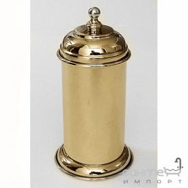 Баночка настільна Pacini & Saccardi Oggetti Appoggio 30036/O золото