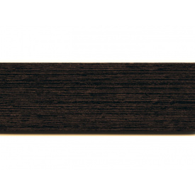 Кромка АБС 23х20 500V лимба шоколадная Rehau