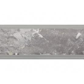 Плинтус Rehau 118 98656 Мрамор Чиполлино серый 609769 мм 4200