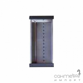 Коландер для кухонной мойки Longran Helix BK 0663 нержавеющая сталь
