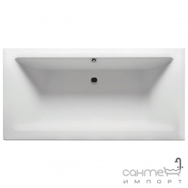 Акрилова ванна Riho Lugo Velvet 190x90 BT0510500000000 матова біла