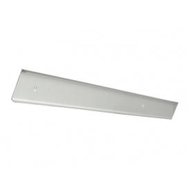 Стиковка стільниці кутова U-закруглена GIFF 38х600 R3 алюміній