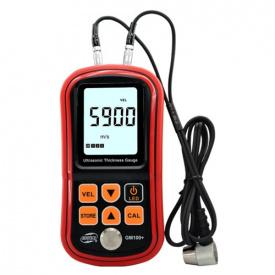 Цифровой ультразвуковой толщиномер 1,2-300мм BENETECH GM100X