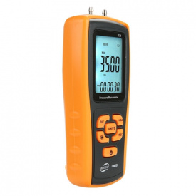 Дифманометр цифровой USB ±35 кПа BENETECH GM520