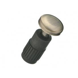 Заглушка трубы-рейлинга d=16 Lemax Модерн бронза RAT-16