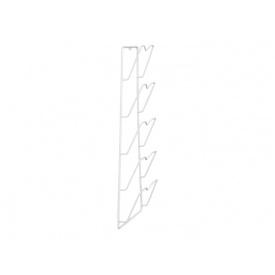 Полка навесная для крышек GIFF белый