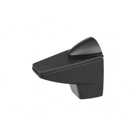 Кріплення для скляній полиці GIFF Сamelar L55 чорний