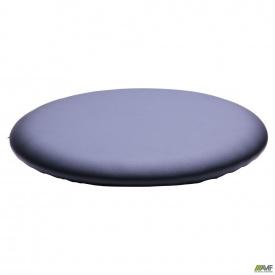 Сиденье барное д-400 мм Кожзам черный
