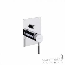 Смеситель для ванны скрытого монтажа Fiore Xenon 44 CR 7517 хром