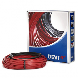 Нагрівальний кабель DEVIflex 18T 37 м (DTIP-18)