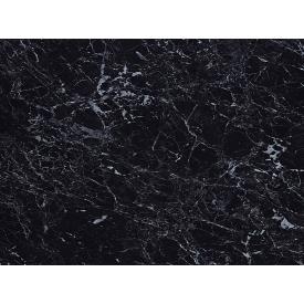Столешница из ДСП LuxeForm L014 1U Черный мрамор 3050x600x38