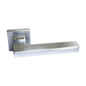 Дверна ручка SYSTEM LARISSA Хром/матовий хром