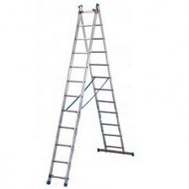 Универсальная лестница ELKOP VHR H2x12