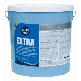 Клей акрилодисперсионный без растворителя Kiilto Extra 3 л / 3,5 кг